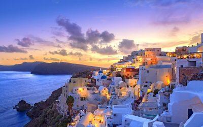 Navegar en Grecia
