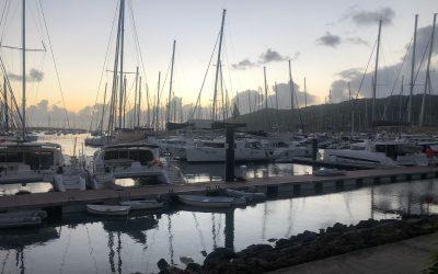 Explorando el Caribe